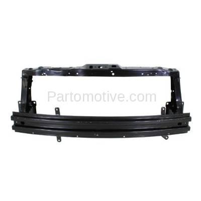 Aftermarket Replacement - RSP-1316 2013-2015 Chevrolet Spark (LS, LT) Hatchback 4-Door (1.2 Liter Engine) (without EV) Front Radiator Support Core Assembly Primed Steel
