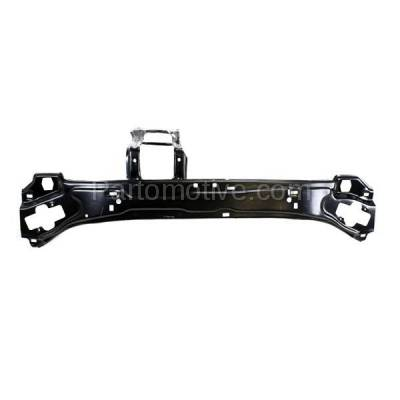 Aftermarket Replacement - RSP-1506 2001-2007 Mercedes-Benz C-Class (203) Chassis Front Radiator Support Upper Crossmember Tie Bar Primed Made of Steel