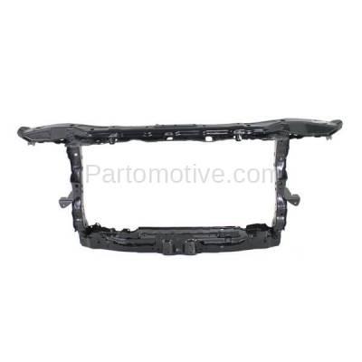 Aftermarket Replacement - RSP-1366 2009-2011 Honda Fit (Base, DX, LX, Sport) Hatchback 4-Door (1.5 Liter Engine) Front Center Radiator Support Core Assembly Primed Steel