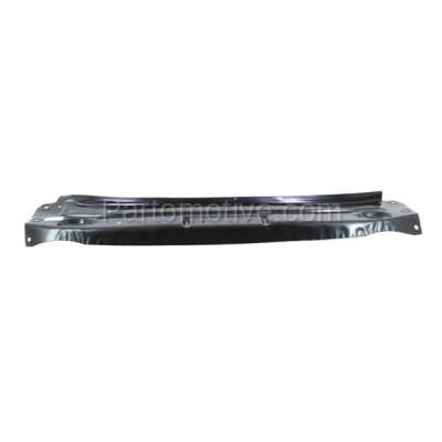 Aftermarket Replacement - RSP-1541 2006-2011 Mercedes-Benz ML-Class & 2007-2012 GL-Class Front Radiator Support Upper Crossmember Tie Bar Panel Primed Steel