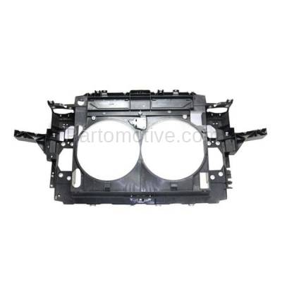 Aftermarket Replacement - RSP-1418 2008-2012 Infiniti EX35 & 2013 EX37 & 2014-2017 QX50 (Base, Journey) (3.5 & 3.7 Liter V6) Front Radiator Support Core Assembly Plastic