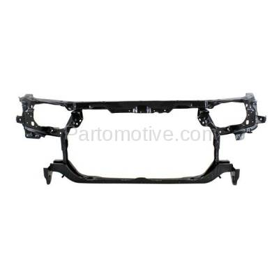 Aftermarket Replacement - RSP-1434 2003-2005 Kia Rio (Base, Cinco, RX-V) Sedan & Wagon (1.6 Liter Engine) Front Center Radiator Support Core Assembly Primed Steel