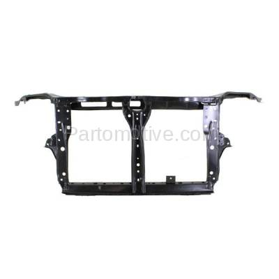 Aftermarket Replacement - RSP-1673C CAPA 2009-2013 Subaru Forester X & XT (Wagon 4-Door) 2.5L Front Center Radiator Support Core Assembly Primed Made of Steel