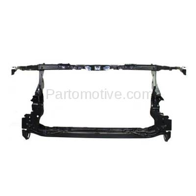 Aftermarket Replacement - RSP-1744C CAPA 2009-2013 2013 Toyota Corolla (Base, CE, L, LE, XLE, XRS) (Japan Built) Front Center Radiator Support Core Assembly Primed Steel