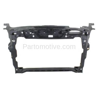 Aftermarket Replacement - RSP-1221C CAPA 2010-2018 Ford Taurus, 2013-2018 Police (Special Service & Interceptor) & 2013-2016 Lincoln MKS Front Radiator Support Core Assembly