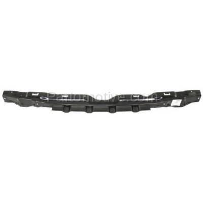 Aftermarket Replacement - BRF-1847F 1998-2000 Toyota Tacoma Pickup Truck 2WD/4WD (Standard & Extended Cab) Front Bumper Retainer Impact Bar Crossmember Reinforcement Steel
