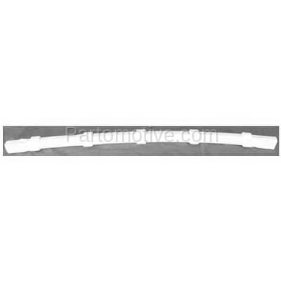 Aftermarket Replacement - ABS-1301F 07-10 Cooper Front Bumper Face Bar Impact Energy Absorber MC1070101 51112755708
