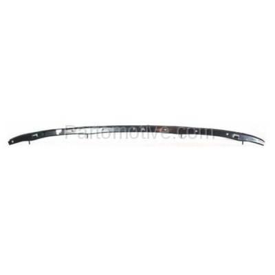 Aftermarket Replacement - BRT-1000R 94-01 Integra Rear Upper Bumper Cover Retainer Mounting Brace Reinforcement Support Steel