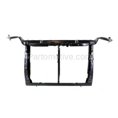 Aftermarket Replacement - RSP-1792 2011-2017 Toyota Sienna Cargo/Passenger Van (2.7 & 3.5 Liter Engine) Front Center Radiator Support Core Assembly Primed Steel