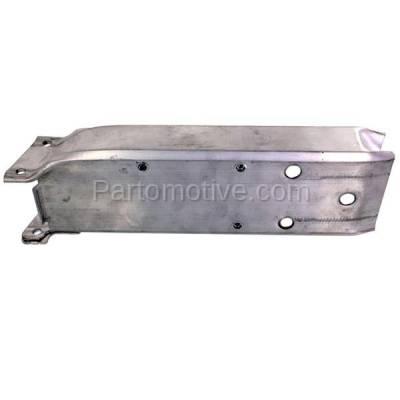 Aftermarket Replacement - BBK-1014L 2012-2018 BMW 3-Series & 2014-2018 2/4-Series (2.0 & 3.0 Liter Engine) Front Bumper Face Bar Retainer Mounting Brace Bracket Driver Side