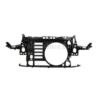 Aftermarket Replacement - RSP-1557 2007-2015 Mini Cooper (Convertible & Coupe & Hatchback & Wagon) Front Center Radiator Support Core Assembly Primed Made of Plastic