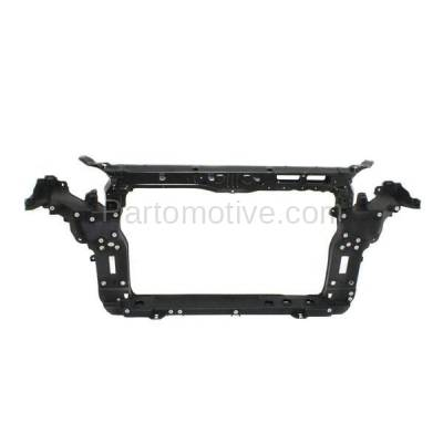 Aftermarket Replacement - RSP-1405 2013-2018 Hyundai Santa Fe Sport (2.0 Liter Engine) Front Center Radiator Support Core Assembly Primed Made of Plastic with Steel