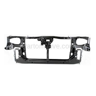 Aftermarket Replacement - RSP-1597 1993-1997 Nissan Altima (Base, GLE, GXE, SE, XE) Sedan (2.4L) Front Center Radiator Support Core Assembly Primed Made of Steel