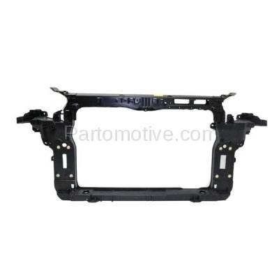 Aftermarket Replacement - RSP-1406 2013-2018 Hyundai Santa Fe Sport (Base, Luxury, Premium, SE) (2.4 Liter Engine) Front Center Radiator Support Core Assembly Primed Plastic