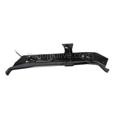 Aftermarket Replacement - RSP-1631L 2014-2018 Nissan Rouge (S, SL, SV & Hybrid) Front Radiator Support Upper Tie Bar Bracket Panel Primed Made of Steel Left Driver Side