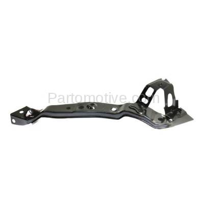 Aftermarket Replacement - RSP-1779L 2010-2015 Toyota Prius & 2012-2015 Prius Plug-In 1.8L Front Radiator Support Upper Crossmember Tie Bar Primed Steel Left Driver Side