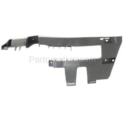Aftermarket Replacement - ABS-1086FL 06-11 Ranger Pickup Front Bumper Face Bar Impact Absorber Driver Side FO1072171