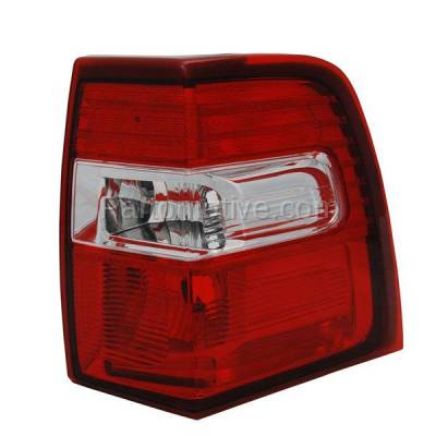 Aftermarket Auto Parts - TLT-1348RC CAPA 07-13 Expedition Taillight Taillamp Rear Brake Light Lamp Passenger Side R