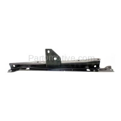 Aftermarket Replacement - RSP-1812 2003-2006 Toyota Tundra Pickup Truck (Base, Limited, SR5) Front Radiator Support Center Hood Latch Support Bumper Bracket Steel