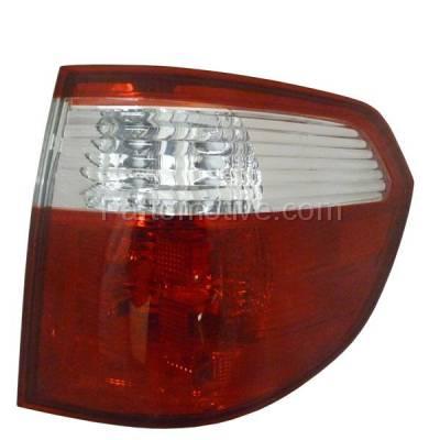 Aftermarket Auto Parts - TLT-1164RC CAPA 05-07 Odyssey Taillight Taillamp Rear Brake Lamp Light Passenger Side RH