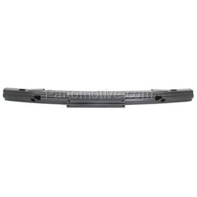 Aftermarket Replacement - BRF-1404R 2003-2005 Honda Accord Sedan 4-Door (USA Built Models) Rear Bumper Impact Face Bar Crossmember Reinforcement Primed Steel