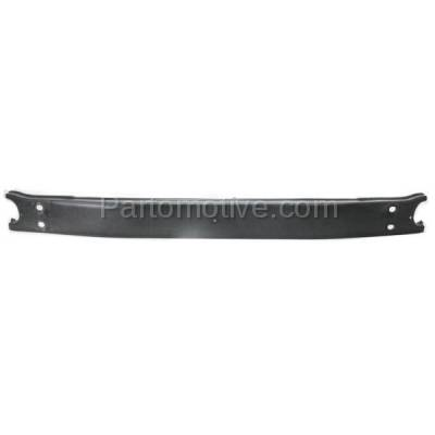 Aftermarket Replacement - BRF-1780F 1993-1997 Geo Prizm & Toyota Corolla 2WD (Sedan & Wagon) Front Bumper Impact Face Bar Crossmember Reinforcement Plastic