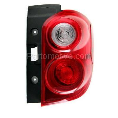 Aftermarket Replacement - TLT-1609R 10-13 Equinox Taillight Taillamp Rear Brake Light Lamp Right Passenger Side RH R