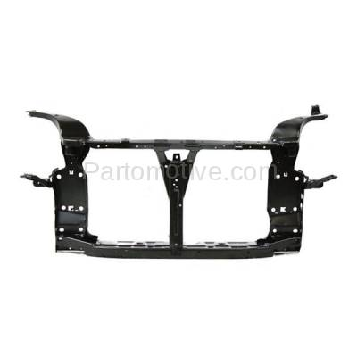 Aftermarket Replacement - RSP-1635 2007-2012 Nissan Sentra (Base, S, SE-R, SE-R Spec V, SL, SR) Sedan 4-Door (2.0L/2.5L) Front Center Radiator Support Assembly Steel