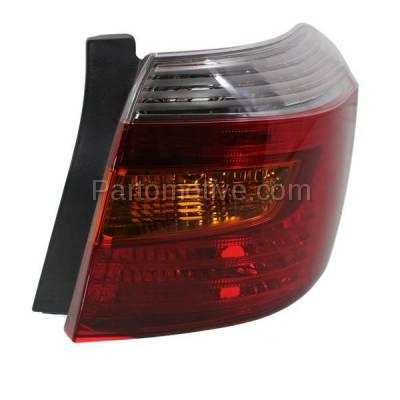 Aftermarket Auto Parts - TLT-1423RC CAPA 08-10 Highlander Sport Taillight Taillamp Brake Light Lamp Passenger Side
