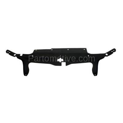 Aftermarket Replacement - RSP-1715 2003-2009 Toyota 4Runner (Limited, Sport, SR5) 4.0L/4.7L Front Radiator Support Upper Tie Bar Seal Cover Primed Made of Plastic