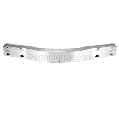 Aftermarket Replacement - BRF-1243F 2003-2007 Saturn Ion (1, 2, 3, Red Line) (Coupe & Sedan) Front Bumper Impact Face Bar Crossmember Reinforcement Aluminum