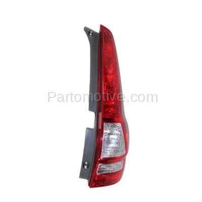 Aftermarket Auto Parts - TLT-1420RC CAPA 07-11 Honda CR-V CRV Taillight Taillamp Brake Light Lamp Passenger Side RH