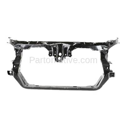 Aftermarket Replacement - RSP-1337 2003-2007 Honda Accord (Coupe & Sedan) (2.4 & 3.0 Liter Engine) Front Center Radiator Support Core Assembly Primed Made of Steel