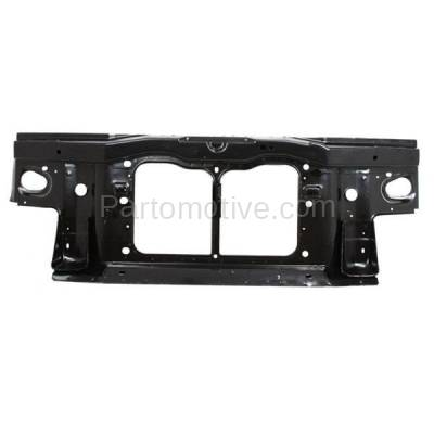 Aftermarket Replacement - RSP-1177 2002-2005 Ford Explorer, Mercury Mountaineer & 2003-2005 Lincoln Aviator Front Center Radiator Support Core Assembly Primed Steel