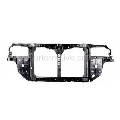 Aftermarket Replacement - RSP-1409 2006-2008 Hyundai Sonata (GL, GLS, Limited, LX, SE) Front Center Radiator Support Core Assembly Primed Made of Plastic with Steel