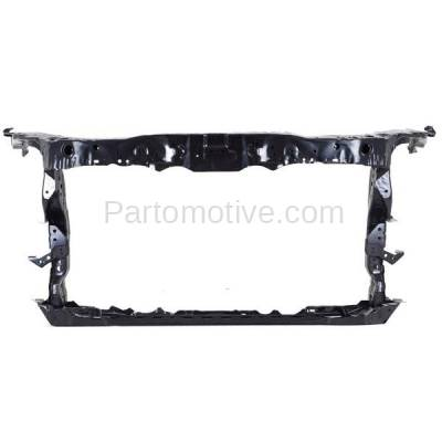 Aftermarket Replacement - RSP-1012 2011-2014 Acura TSX (V6, V6 Tech) 3.5L (Sedan 4-Door) Front Center Upper Radiator Support Core Assembly Primed Made of Steel