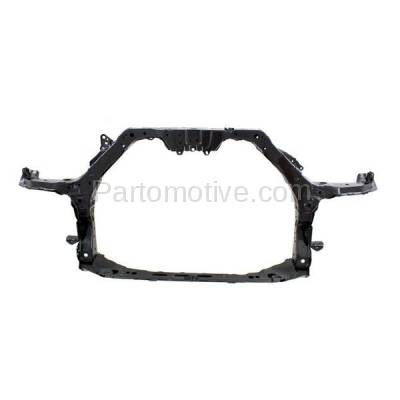 Aftermarket Replacement - RSP-1360 2010-2011 Honda CR-V CRV (EX, EX-L, LX, SE) (2.4 Liter Engine) Front Center Radiator Support Core Assembly Primed Made of Steel