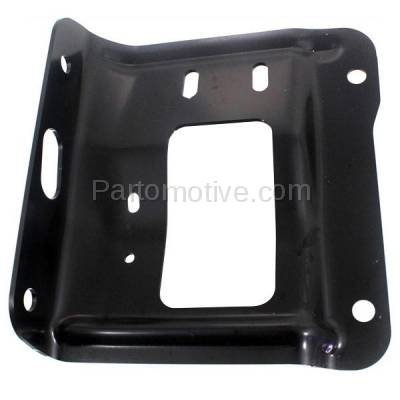 Aftermarket Replacement - BBK-1155L 2011-2016 Ford F250/F350/F450/F550 Super Duty Pickup Truck Front Bumper Face Bar Retainer Mounting Plate Bracket Left Driver Side