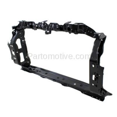 Aftermarket Replacement - RSP-1827 2012-2014 Toyota Yaris (CE, L, LE, SE) Hatchback 2/4-Door (1.5 Liter Engine) Front Center Radiator Support Core Assembly Primed Steel
