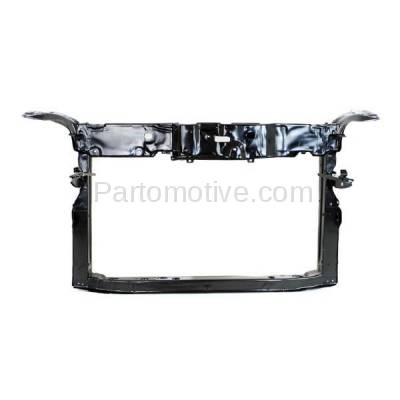 Aftermarket Replacement - RSP-1754 2003-2005 Toyota Echo (Hatchback & Sedan) (1.5 Liter Engine) Front Center Radiator Support Core Assembly Primed Made of Steel
