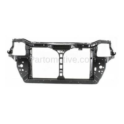 Aftermarket Replacement - RSP-1386 2006-2009 Hyundai Accent (GLS, GL, L, SE, SR) Hatchback & Sedan (1.6L) Front Radiator Support Core Assembly Primed Plastic with Steel