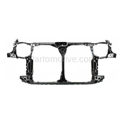 Aftermarket Replacement - RSP-1348 2004-2005 Honda Civic (Coupe & Sedan) (1.7 & 2.0 Liter Engine) Front Center Radiator Support Core Assembly Primed Made of Steel