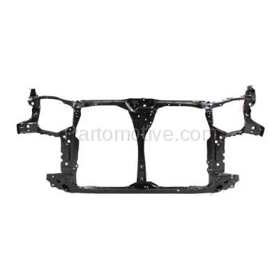 Aftermarket Replacement - RSP-1357 2003 Honda Civic (Hybrid) Hatchback 4-Door (1.3 Liter Electric/Gas Engine) Front Radiator Support Core Assembly Primed Made of Steel