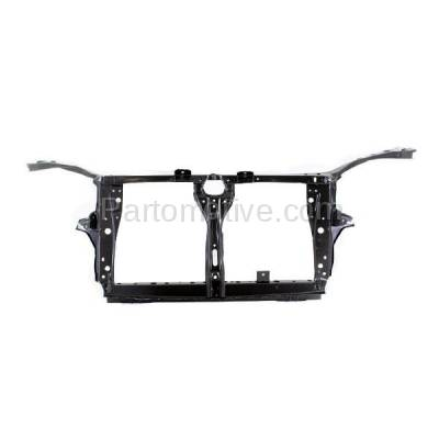 Aftermarket Replacement - RSP-1679 2008-2011 Subaru Impreza (Sedan & Wagon) (2.5 Liter H4 Engine) Front Center Radiator Support Core Assembly Primed Made of Steel
