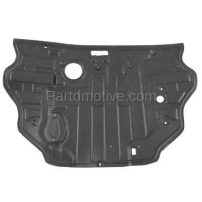 Ess 1282 Rear Engine Splash Shield Under Cover Undercar