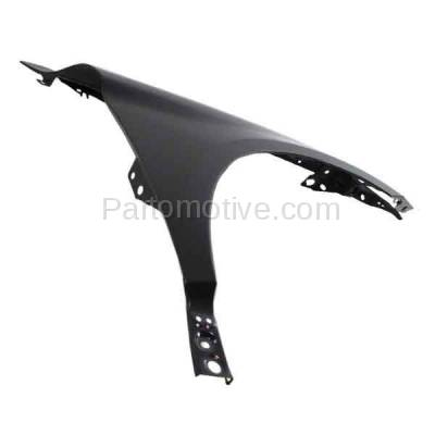 Aftermarket Replacement - FDR-1829R 10-15 XC60 Front Fender Quarter Panel Right Passenger Side VO1240121 312179757 - Image 3