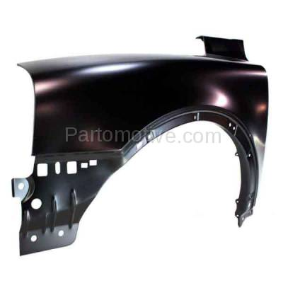 Aftermarket Replacement - FDR-1830L 03-14 XC90 Front Fender Quarter Panel Left Hand Driver Side VO1240116 307964940 - Image 2