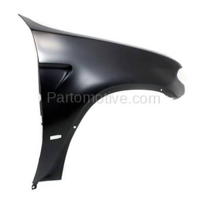 Aftermarket Replacement - FDR-1818R 04-06 X5 Front Fender Quarter Panel Right Passenger Side BM1241143 41357121008 - Image 3