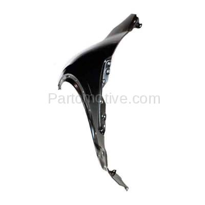 Aftermarket Replacement - FDR-1808L 12-15 Captiva Sport Front Fender Quarter Panel Driver Side LH GM1240349 25865102 - Image 3