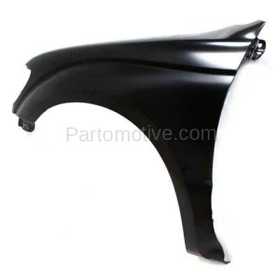 Aftermarket Replacement - FDR-1742L 95-00 Tacoma 4WD Front Fender Quarter Panel Driver Side LH TO1240161 5381204070 - Image 3